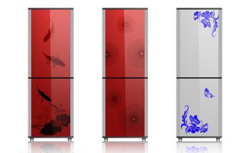 Lựa chọn màu sắc tủ lạnh