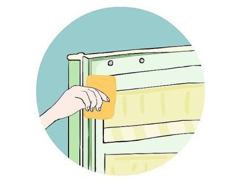 Miếng đệm cao su của tủ lạnh