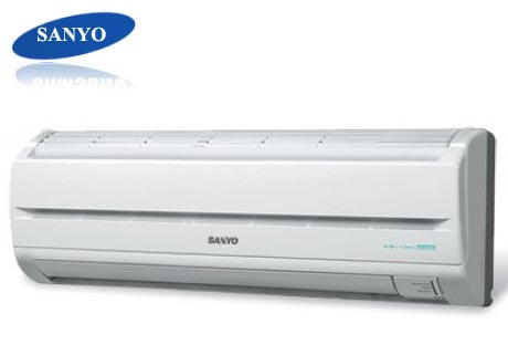 nguyên lý hoạt động máy lạnh Sanyo