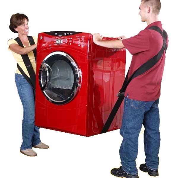 Cách di chuyển máy giặt