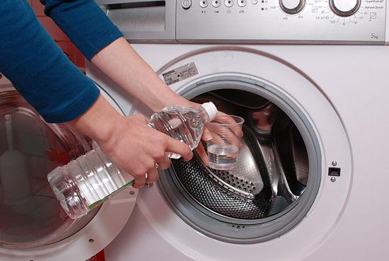 Khử mùi, ẩm mốc cho máy giặt