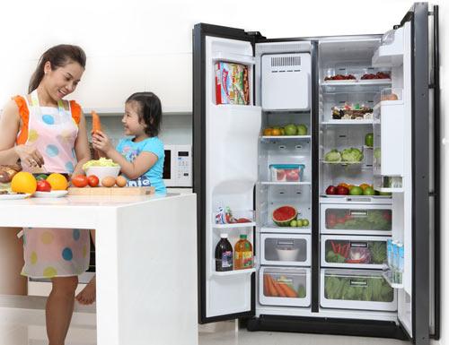hướng dẫn sửa tủ lạnh sanyo