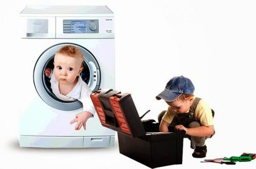 sửa máy giặt LG bị rung